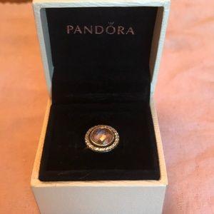 Pandora Brilliant Legacy Ring size 4.5